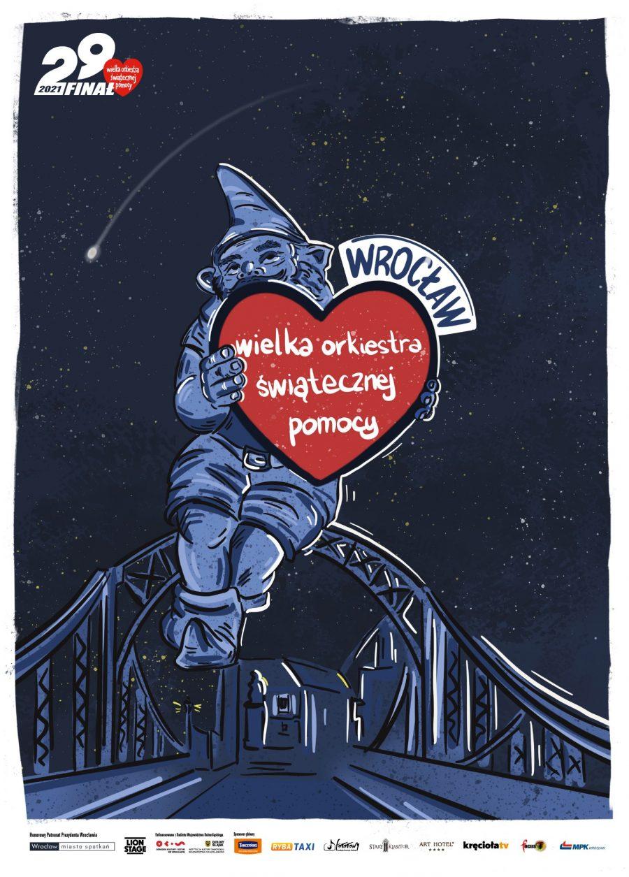 TRANSMISJA LIVE: 29. Finał WOŚP Wrocław