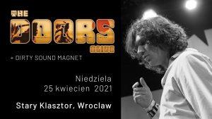 The Doors Alive: Uwaga! Koncert przeniesiony @ STARY KLASZTOR | Wrocław | Dolnośląskie | Polska
