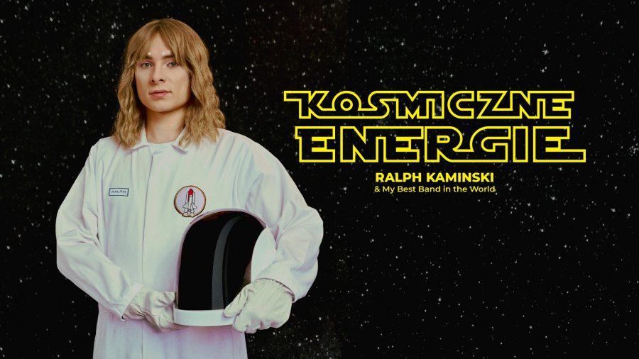 """Koncert przeniesiony: Ralph Kaminski  """"Kosmiczne Energie"""""""