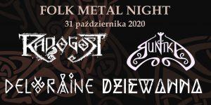 Folk Metal Night @ STARY KLASZTOR   Wrocław   Dolnośląskie   Polska