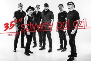 SZTYWNY PAL AZJI - 35-lecie zespołu @ STARY KLASZTOR | Wrocław | Dolnośląskie | Polska