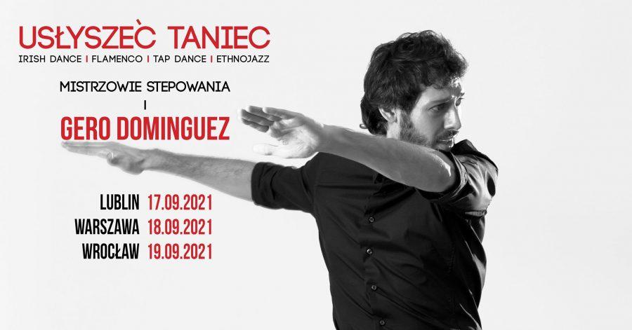 Usłyszeć Taniec i Gero Dominguez
