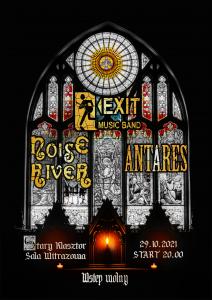 ANTERAS & EXIT & NOISE RIVER @ SALA WITRAŻOWA | Wrocław | Dolnośląskie | Polska